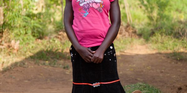 Young Kenyan Fistula Survivor Returns to School