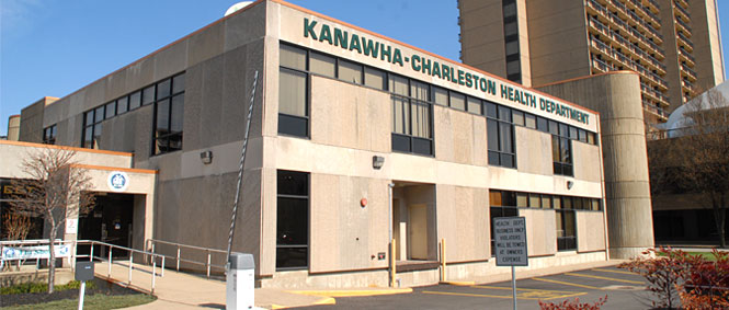 Kanawha-Charleston Health Department in Charleston, West Virginia, has a significant number of patients impacted by opioid epidemic. (Courtesy photo)