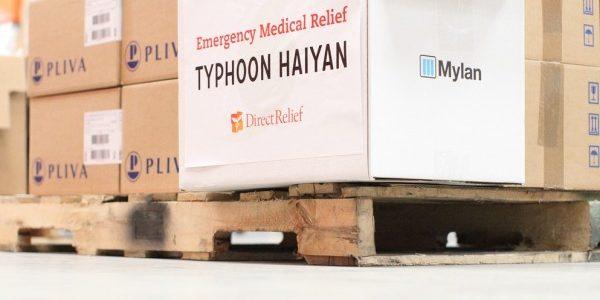 Statement Regarding Donations for Typhoon Haiyan