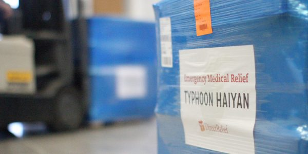 Direct Relief Emergency Airlift to Provide 50 Tons of  Essential Medications, Supplies to Philippines