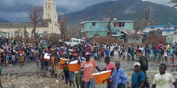 By Air, Land & Sea, Direct Relief Delivers Medical Shipments to Haiti's Southwestern Peninsula