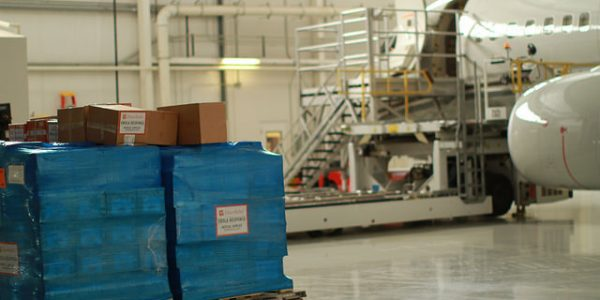 Ebola Outbreak: Direct Relief Teams Up with Airlink, Four Nonprofits to Fill a 737 with 15,000 Pounds of Aid Supplies