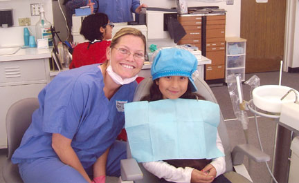 DRI Brings Brighter Smiles to Santa Barbara County Kids