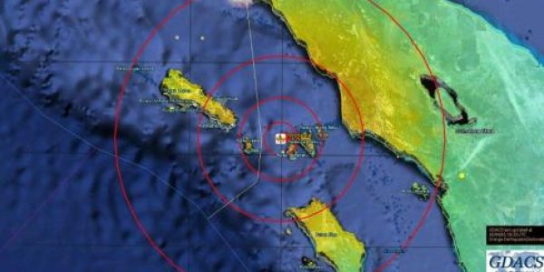 Direct Relief Responding to 7.7-Magnitude Earthquake in Sumatra