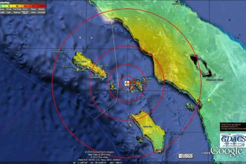 2010 Sumatra Earthquake