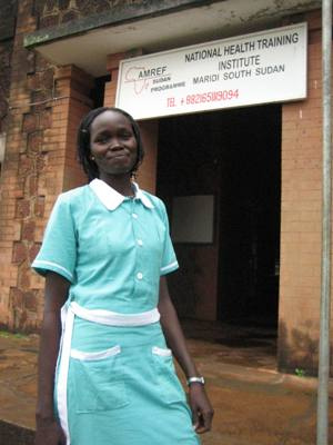 Hope for Safe Delivery Nurse