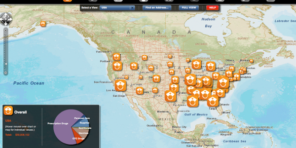 Direct Relief USA Launches Interactive Medical Aid Distribution Map