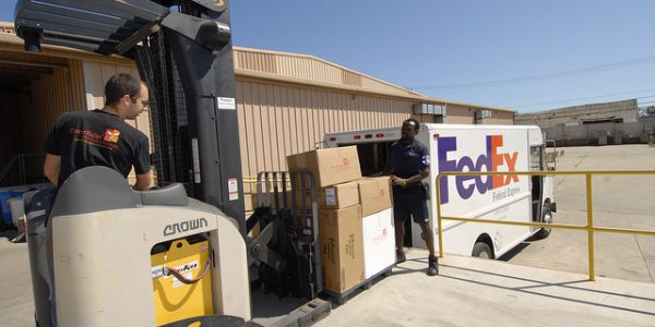 FedEx Joins with Direct Relief to Equip Ventura County Medical Reserve Corps