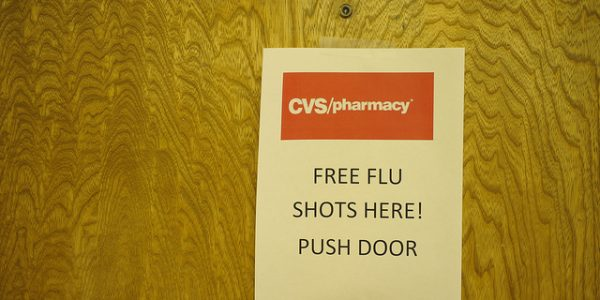 CVS Caremark to Offer $5 Million in Free Flu Shots to Uninsured Patients