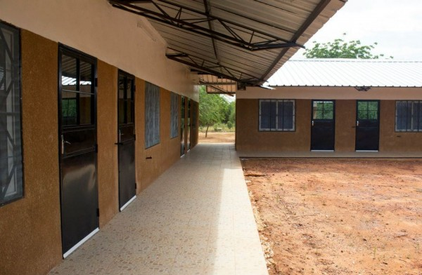Worldwide Fistula Fund on opening their new fistula clinic in Danja, Niger
