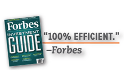 rated 100% efficient by forbes