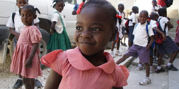 Three Community Grant Recipients Improve Education in Haiti and Help Students Regain a Sense of Normalcy