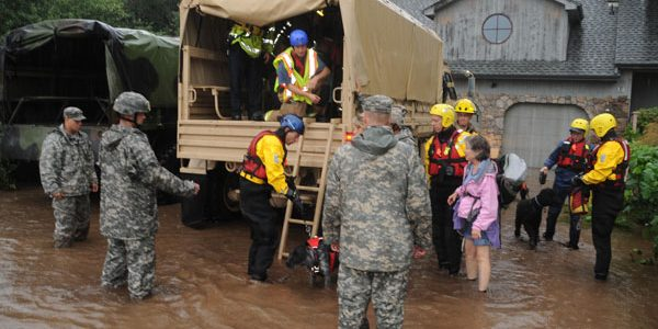 Responding to Colorado Flooding