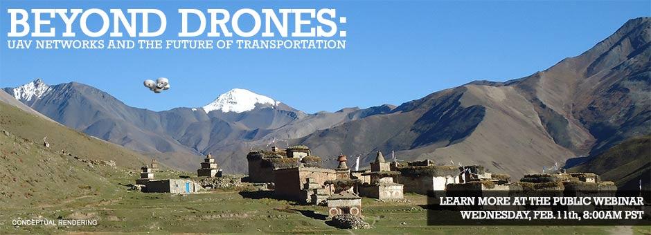 Beyond Drones Humanitarian UAVs - Direct Relief Webinar