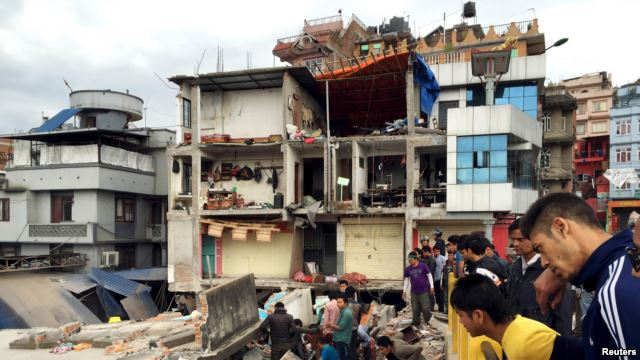2015 Nepal Earthquake