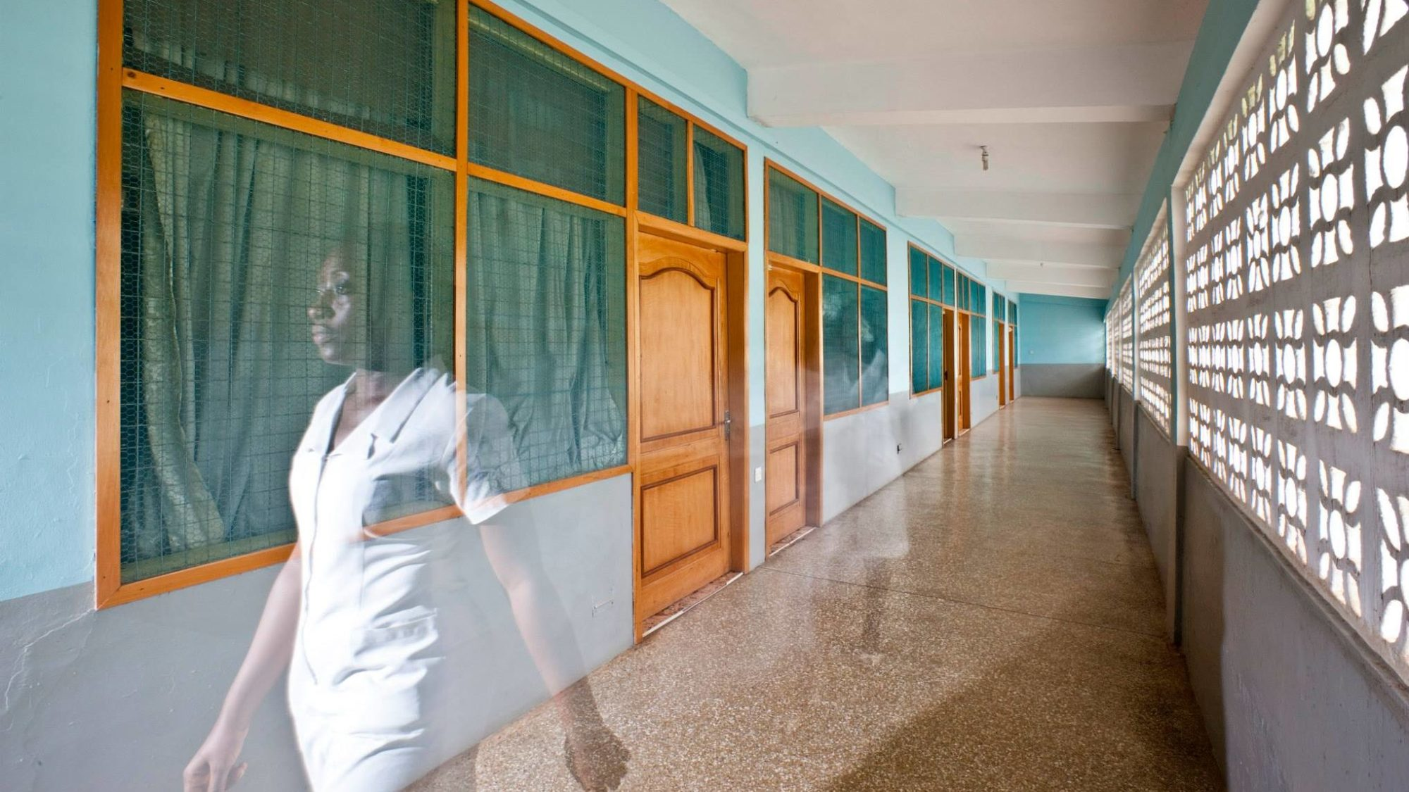 A small number of individual rooms are available to patients in fee-for-service VIP wards at a public psychiatric institution in Ghana. The country has a shortage of mental health professionals, and local groups, like BasicNeeds Ghana, are working to make sure patients have access to treatment. (Photo courtesy of Nyani Quarmyne and BasicNeeds Ghana.)