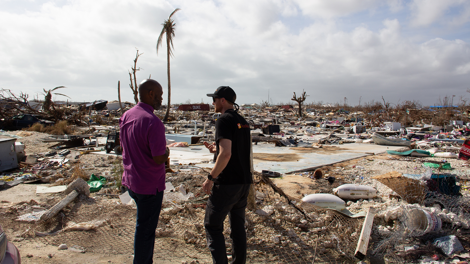In the Bahamas, Sustaining Health Services Amid Devastation