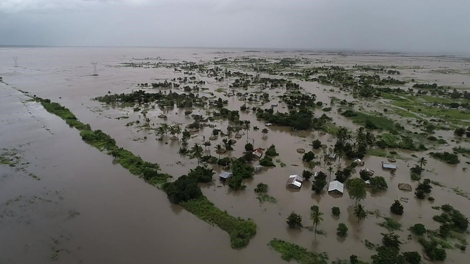 Disasters, like Cyclone Idai, pictured above in Mozambique in April, 2019, require increased response. Policymakers met in New York last week to strategize how to do just that in the decades to come.  (Photo courtesy of Zambezia Health Department)