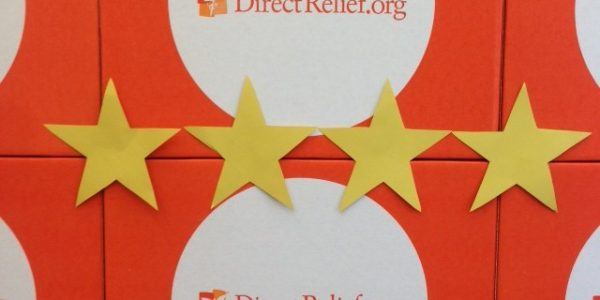 Direct Relief Maintains Charity Navigator's 4-Star Rating