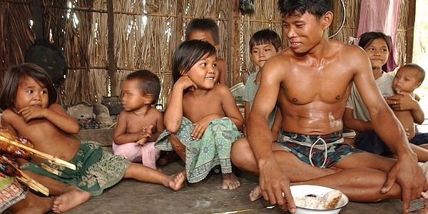 Improving Childhood Nutrition in Cambodia