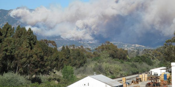 Direct Relief, Medical Reserve Corps Assist Santa Barbara Residents Affected by Fire