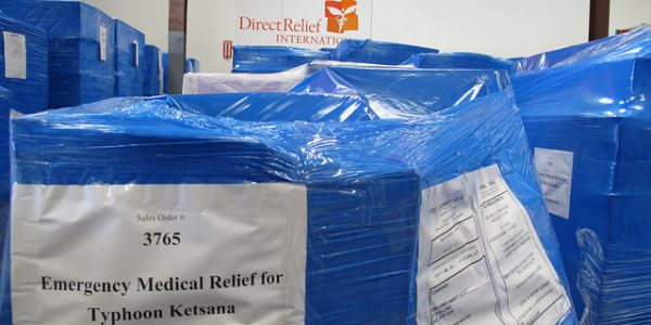 Emergency Aid Expands to Vietnam in Ketsana's Wake