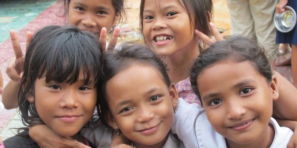 From the Field: Providing Care for Children in Cambodia