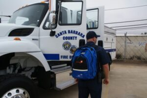 21 Medical Reserve Corps Units in 18 California counties have been equipped with Direct Relief's 'grab-and-go' medical packs.