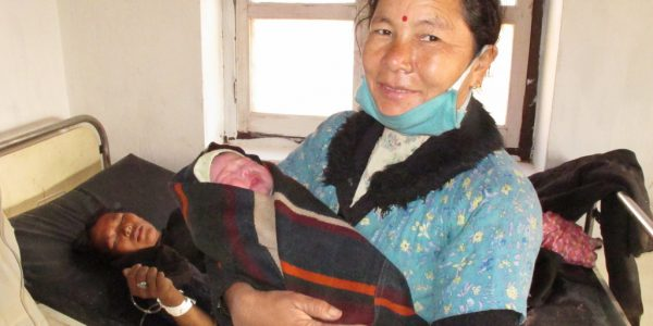 Ensuring Safe Birth Practices in Western Nepal