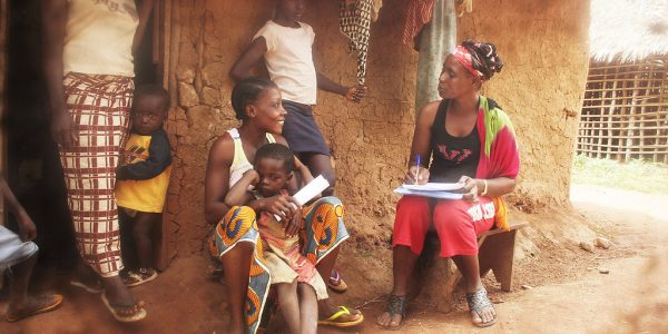 Health Survey Sets Baseline for Positive Change in Rural Liberia