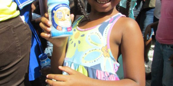 Support From Abbott Helps Ensure Proper Nutrition for People in Need