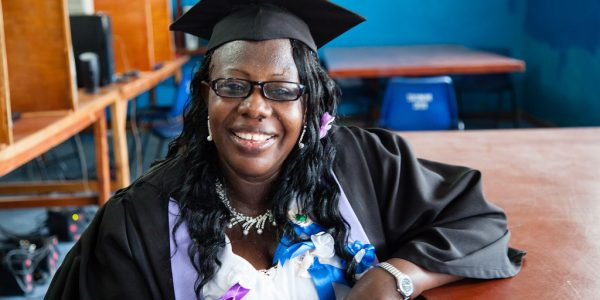 Inspiring Moms of May: Top Midwifery Graduate Saves Lives in Sierra Leone