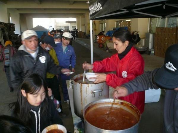AAR Japan Soup Kitchen