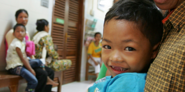 Life-Saving Surgical Supplies Arrive in Cambodia