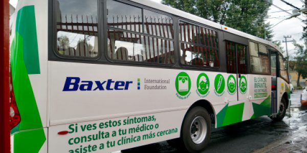 The Baxter International Foundation and Direct Relief Launch Initiative to Bring Life-Saving Medical Services to Hundreds of Thousands in Mexico City