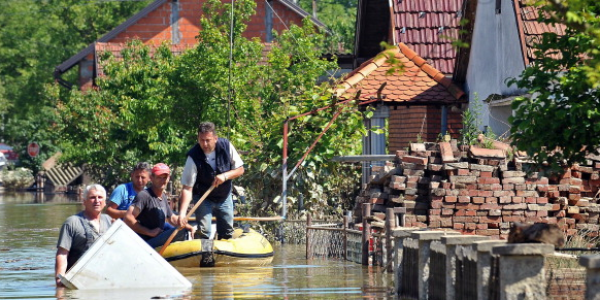 Responding to Unprecedented Flooding in the Balkans