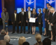 Ebola Response Recognized at Clinton Global Initiative Meeting