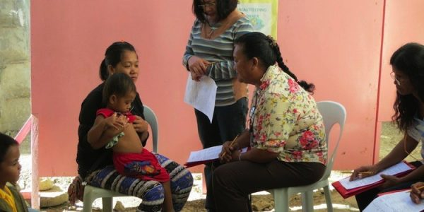 From the Philippines: Improving Health Care in Island Communities
