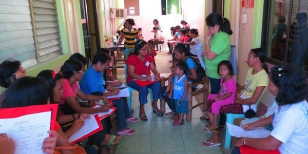 Training Health Workers in Remote Philippine Communities