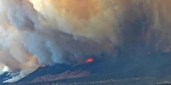 Responding to Colorado Wildfires