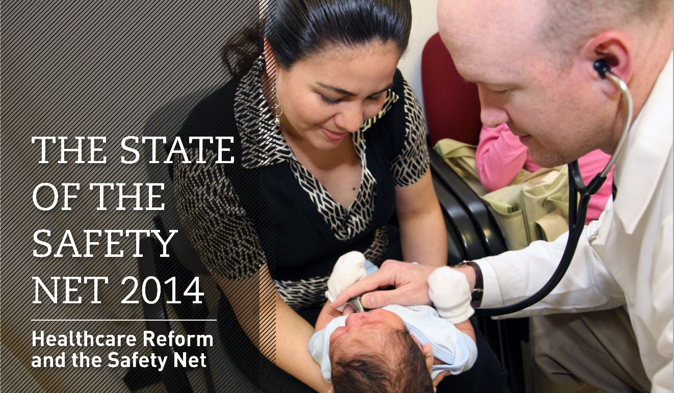 State of the Safety Net 2014 Title Page