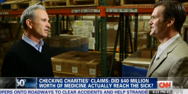 Direct Relief Helps CNN Expose Sketchy Charity Accounting Practices