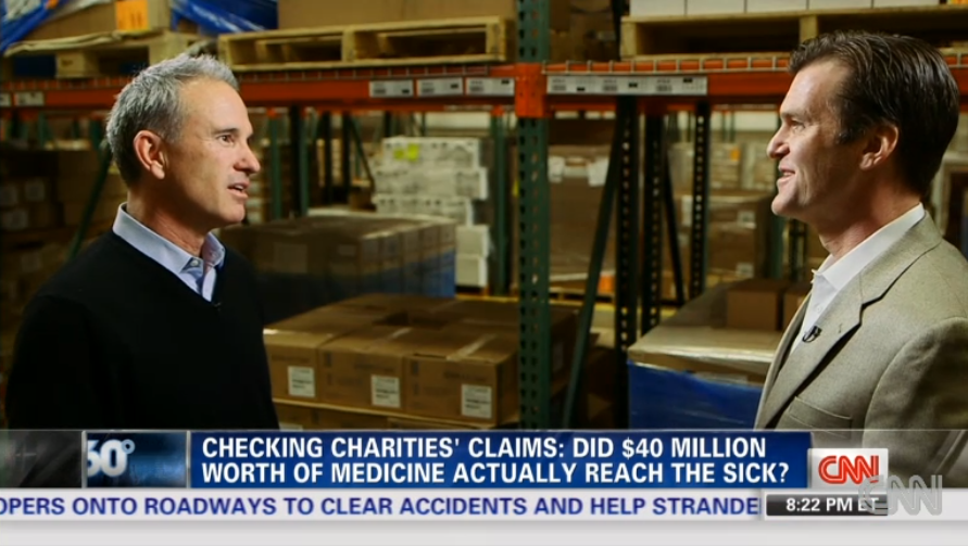 Checking Charities' Claims