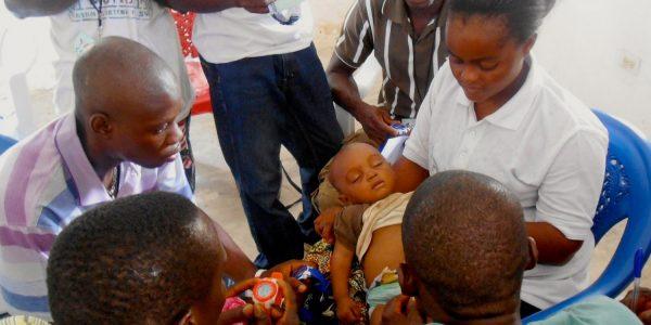 Ebola Threatens Childhood Pneumonia Treatment in Liberia