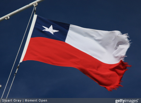 Chile flag getty
