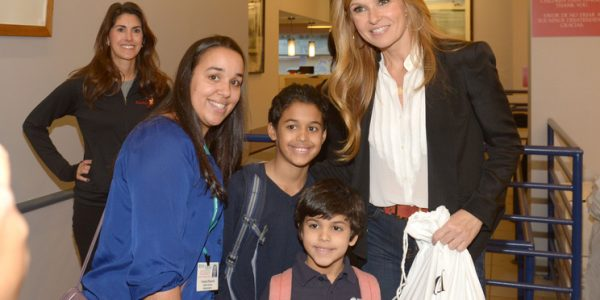 Connie Britton Teams Up With Curel Skincare To Support Direct Relief