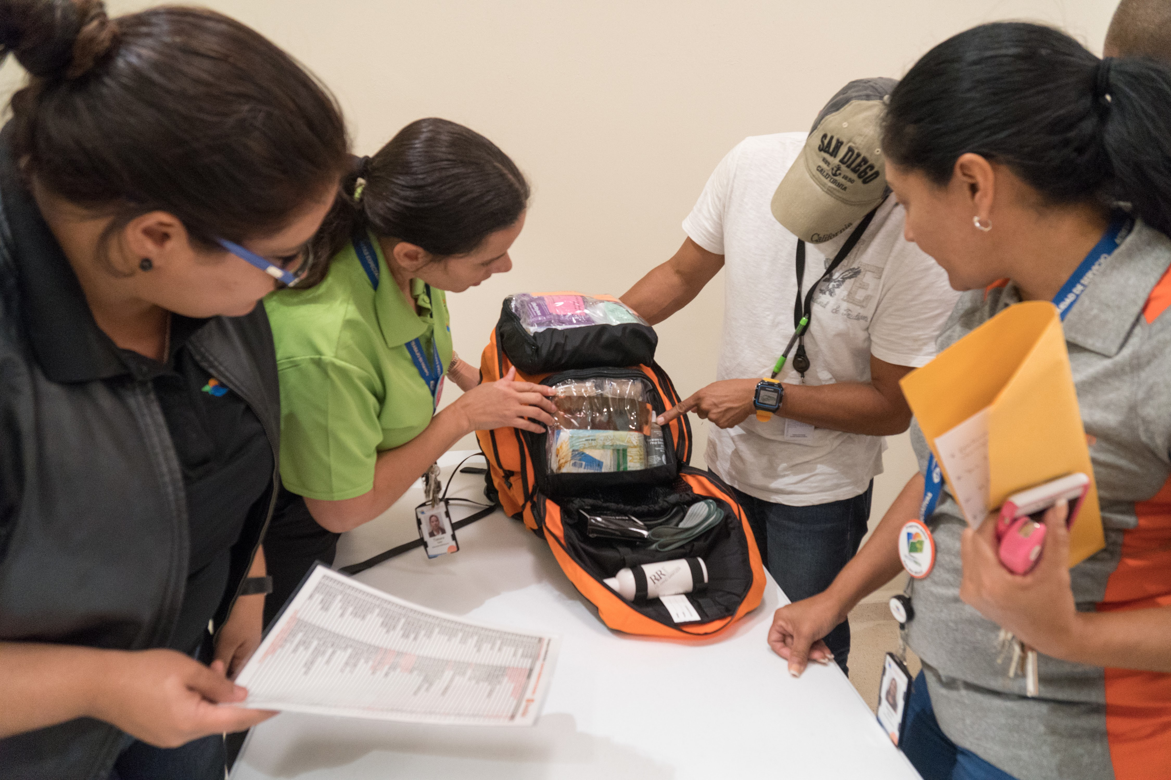 OCTOBER 6, 2017--RINCON, PUERTO RICO ---