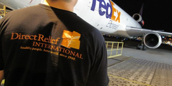 FedEx Provides Support to Hurricane Sandy Relief
