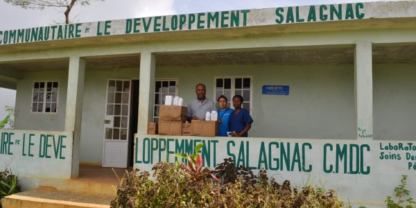 Supplies Delivered to Six Health Centers in Rural Haiti