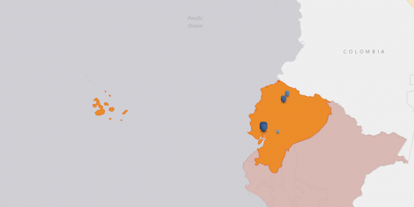 Emergency Update: 7.8 Magnitude Earthquake Strikes Ecuador